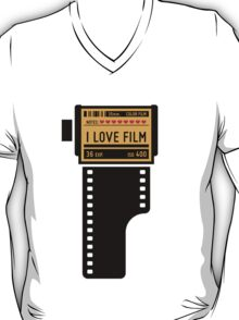 I love film v.2 T-Shirt