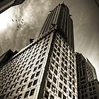 Chrysler Building by Boris UNTEREINER