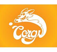 Corgi! Photographic Print