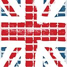 cool british flag iPhone 4/4s case by Jnhamilt