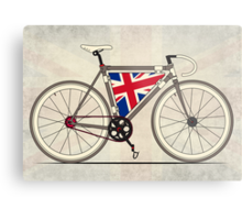 Love Bike, Love Britain Metal Print