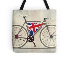 Love Bike, Love Britain Tote Bag