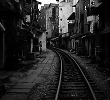Living on the Tracks ( I of II ) by Pat Lynch