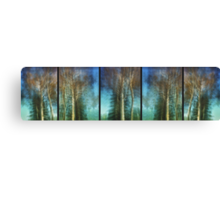 Ghost Gums in Motion Canvas Print