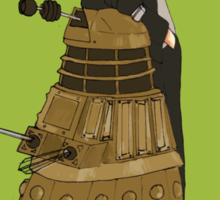 Wholock Moran and the Dalek Sticker