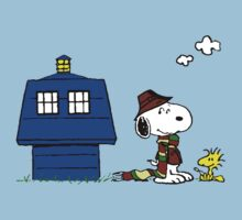 Doctor Snoopy by loogyhead