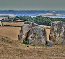 Coldrum Stones,Trottiscliffe by brianfuller75