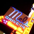 Mel's Drive-in.... Hollywood #2 by Megan Gardner