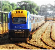 Countrylink Taree nsw by kevin chippindall