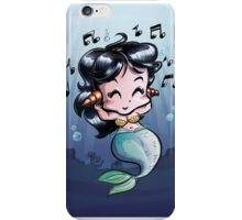 Sound of the Abyss iPhone Case/Skin