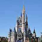 Magic Kingdom Castle by musicguy2341