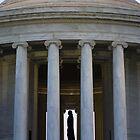 Jefferson Memorial - Profile by Pschtyckque