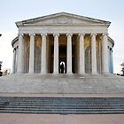 Jefferson Memorial - Front by Pschtyckque