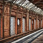 A train station in Berlin by Moko1