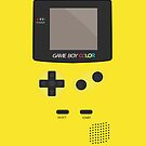 Geek Retro Video Game Boy Console iPhone 4 Case / iPhone 5 Case  by CroDesign