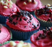 Cupcakes by Stephanie Paxton
