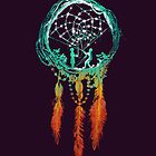 The Dream catcher (rustic magic) by radiomode