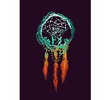 The Dream catcher (rustic magic) Photographic Print