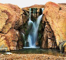 Ferrero Waterfall by Omar Dakhane