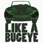Like a Bugeye (British Racing Green) by ruckus666