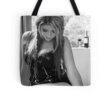 Melancholy Minx Tote Bag