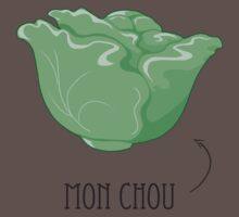 Mon Chou - My Cabbage French Term of Endearment Kids Clothes