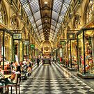 Melbourne Mall by Danielle  Miner