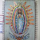 Our Lady of Guadelupe by kgarrahan