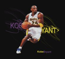 Kobe Bryant- The Black Mamba by Viral5