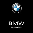 BMW iPhone/iPod Case by bunnyboy96