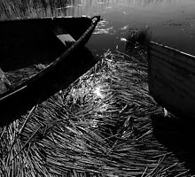 Boats of the Fermanagh lakelands #3 by ragman