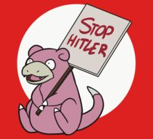 Slowpoke Protest by thelilnan