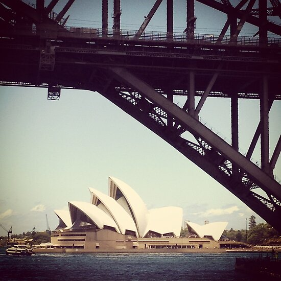 Sydney Icons. by HarryHasapis