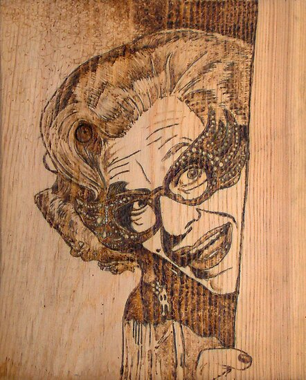 Dame Edna by James  Birkbeck