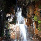 Random Waterfall by Asoka