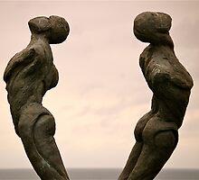 New Steine, Brighton .. by Mike  Waldron