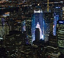 A Transparent New York NghtScape by Brian Rome