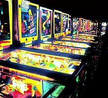 Pinball Arcade by benjamphotos