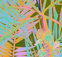 fantasy palm tree by Ronald Eschner