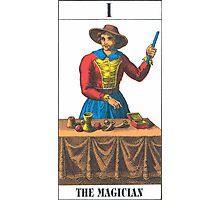 The Magician Tarot Photographic Print