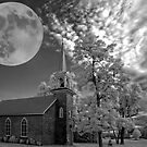 § SUPERMOON @ WOLF ISLAND CHURCH  § by ╰⊰✿ℒᵒᶹᵉ Bonita✿⊱╮ Lalonde✿⊱╮