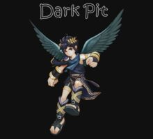 Kid Icarus: Uprising - Dark Pit by FilipeFL3