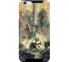 Zelda Character Design iPhone Case iPhone Case/Skin