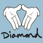 diamond by d1bee