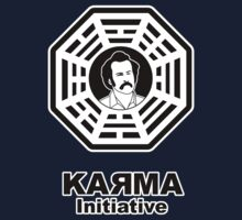 Karma Initiative by karlangas