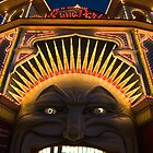 Luna Park face St Kilda Melbourne by PhotoJoJo
