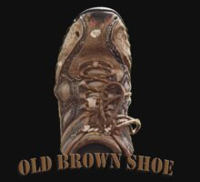 Old Brown Shoe by eggnog