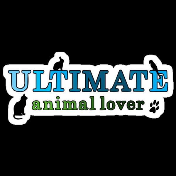 Ultimate Animal Lover by Tangerine-Tane