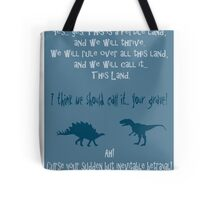 curse your sudden but inevitable betrayal, firefly, blue Tote Bag
