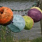 Bouy 2 by Sandra Lee Woods